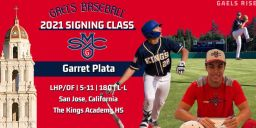 PSP Senior Garret Plata Signs Letter of Intent with St. Mary's